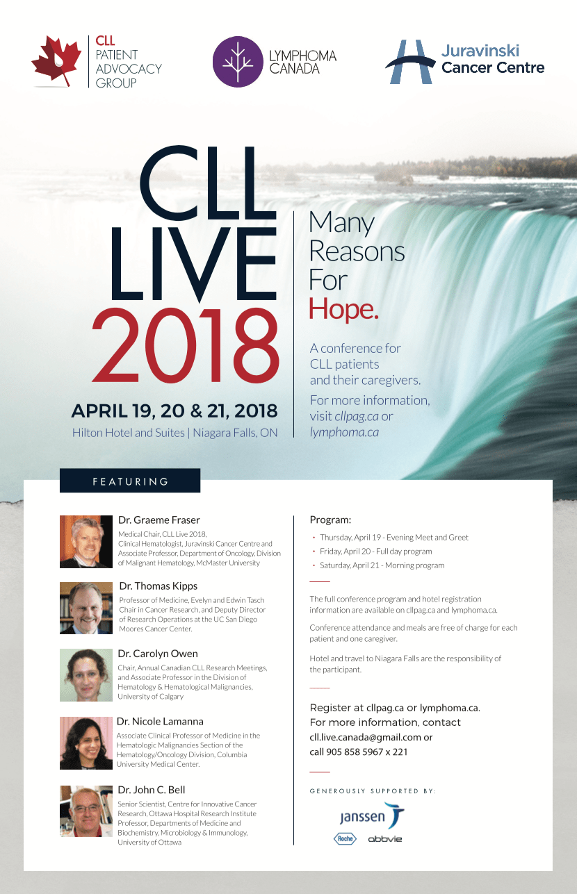 CLL LIVE 2018